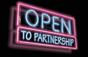 Open to Partnership