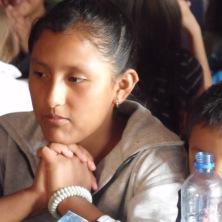 During prayer time